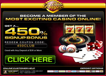 clubplayer casino online gamblink