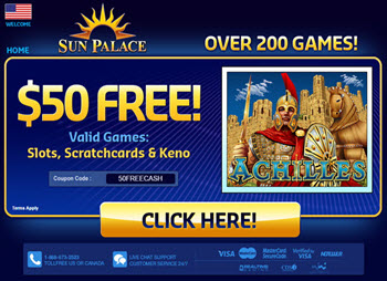sunpalace casino online gamblink