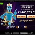888casino bonus no deposit jackpot