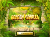 Golden Gorilla Slot game grand21casino