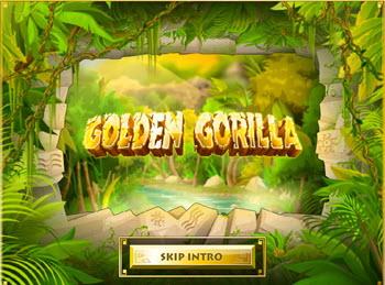 Golden Gorilla Slot game grand21casino