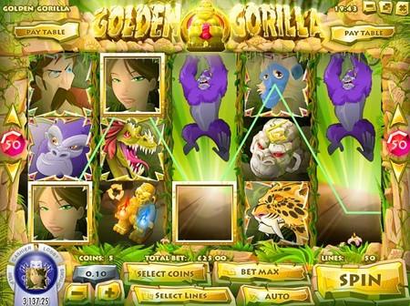 goldengorilla