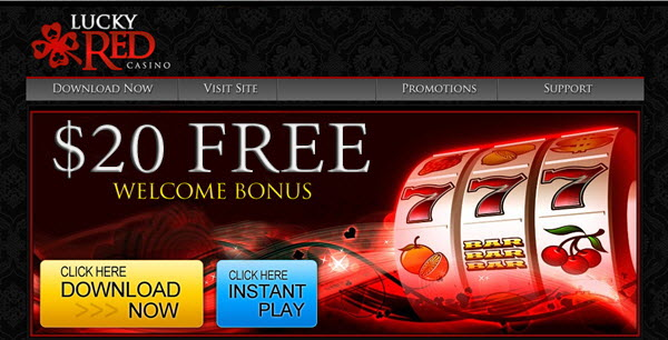 Lucky red casino free bonus codes