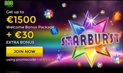 starburst slot 888casino bonus new player gamblinl.com Online Casino Magazine