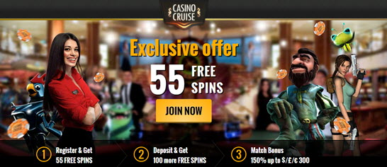 casino cruise bonus no deposit